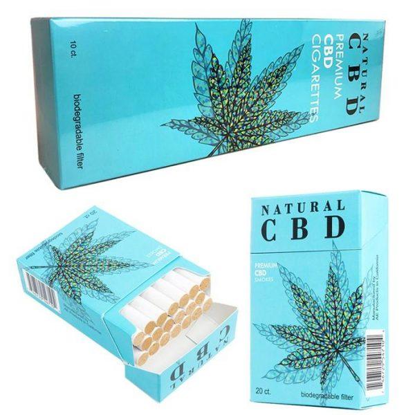 Natural Premium CBD Cigarettes